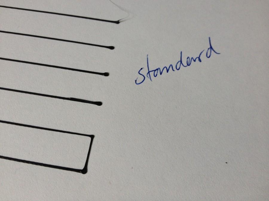 Standard extruding