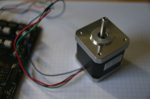 3D printer stepper motor